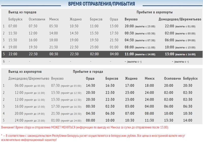 Минск-Аэропорты г.